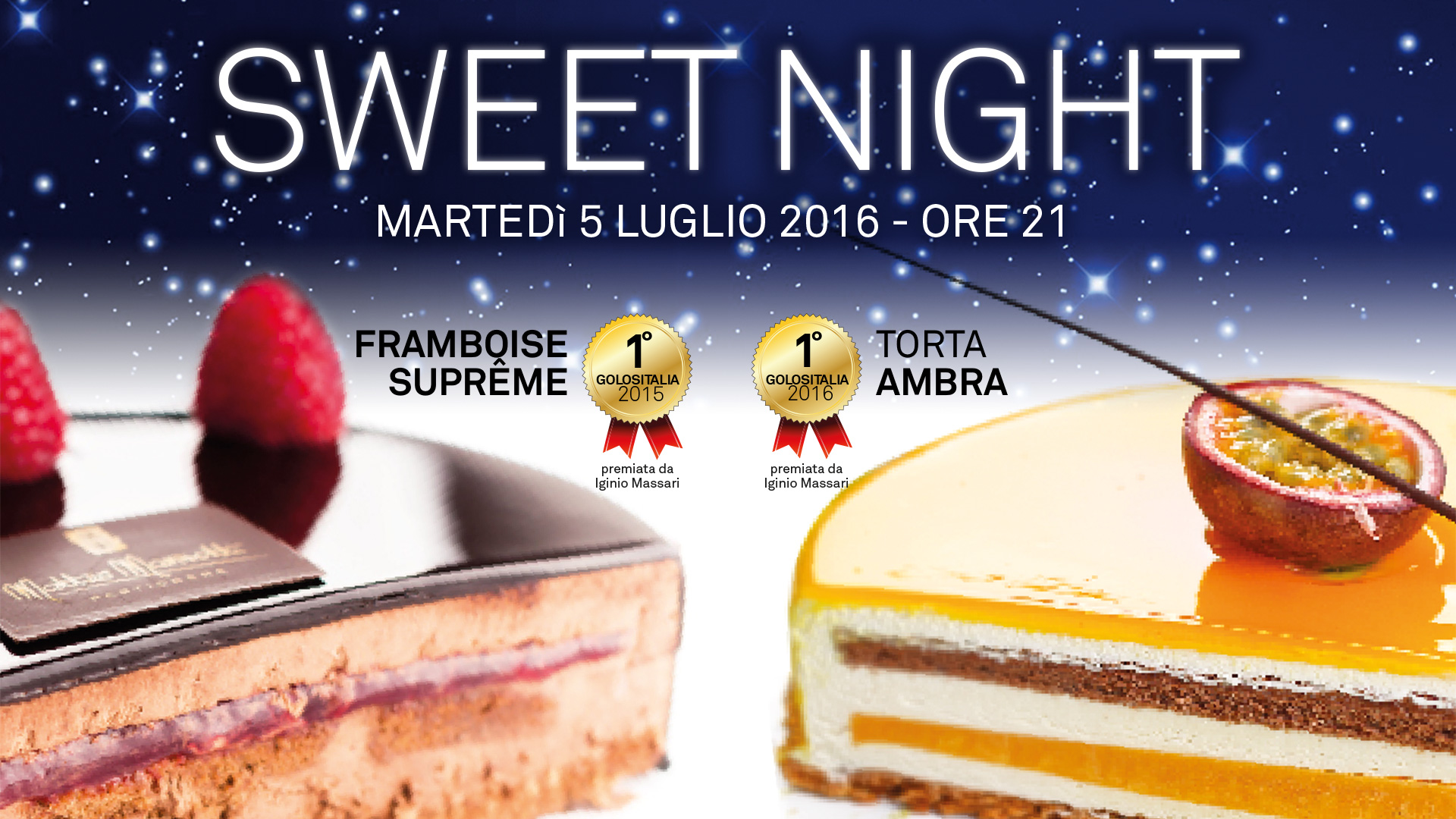 Sweet Night – L'assaggio è gratuito